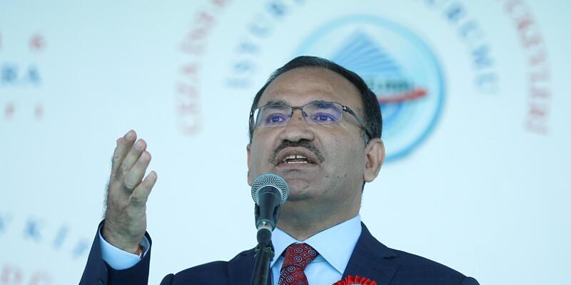 Bakan Bozdağ referandum tarihini açıkladı