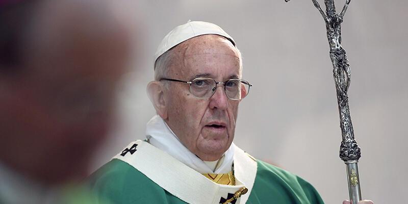 Papa Francis Azerbaycan'da