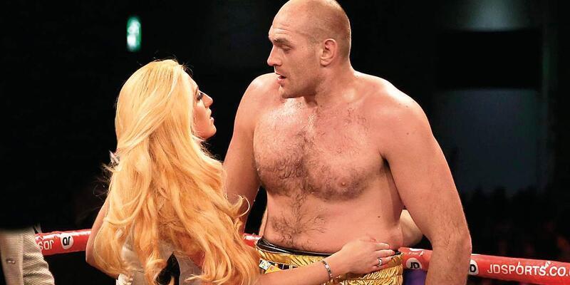 Tyson Fury boksu bıraktığını açıkladı