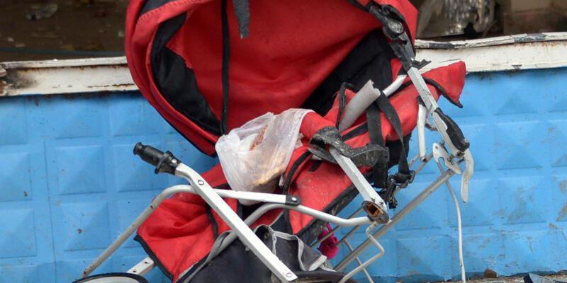 Kaldırıma çıkan araç 4 yaşındaki Aslı'yı öldürdü