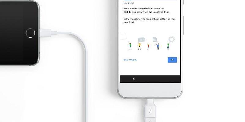 iPhone'dan Google Pixel'e geçmek çok kolay!