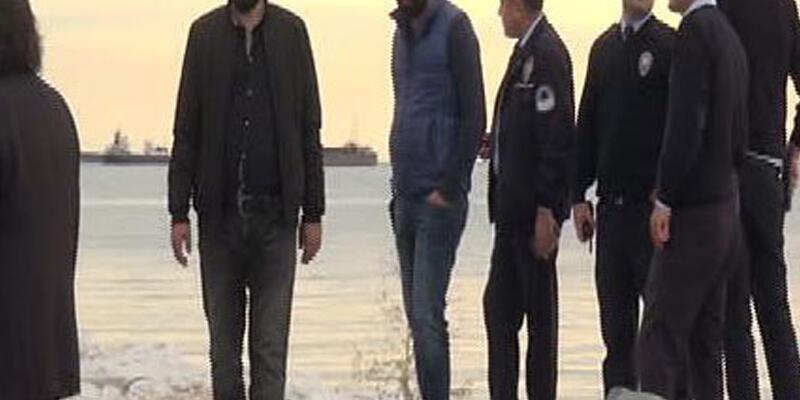 Samatya'da denizden infaz edilmiş erkek cesedi çıktı