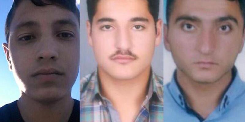 Süphan Erkek Öğrenci Yurdu'ndan ayrılan 3 öğrenci Batman'da bulundu