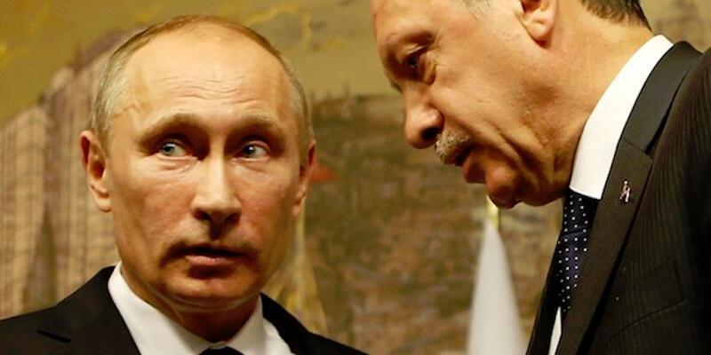 Putin-Erdoğan arasında kritik görüşme