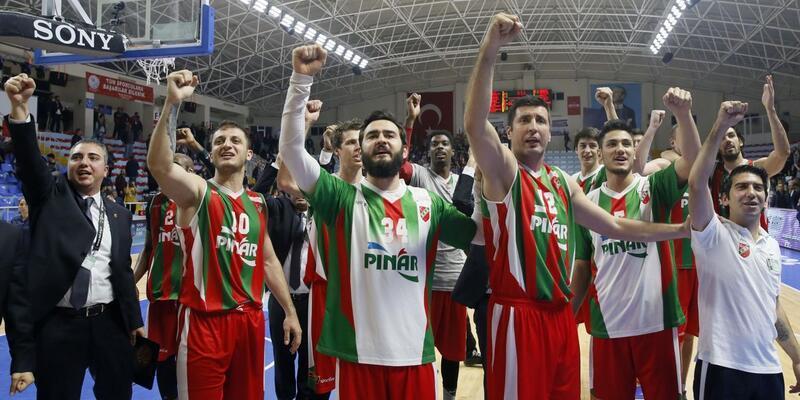 Pınar Karşıyaka'nın Şampiyonlar Ligi'ndeki rakipleri belli oldu