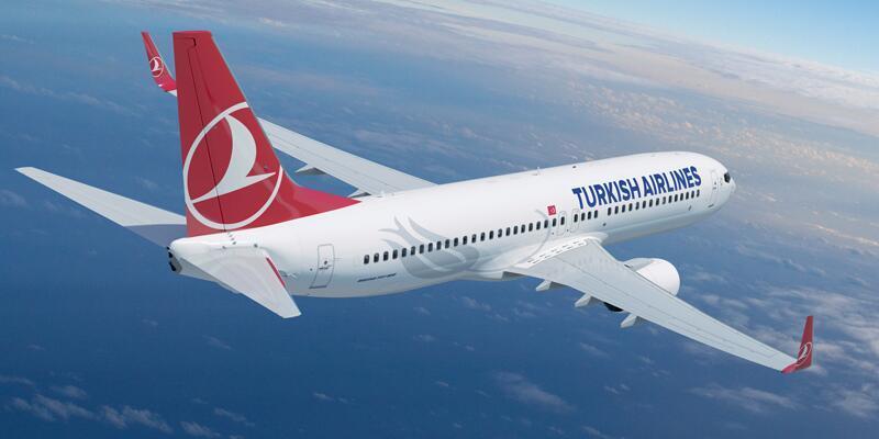 Türk Hava Yolları uçağı Washington havalimanına acil iniş yaptı