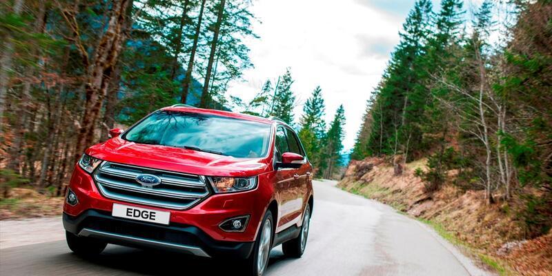 Yeni Ford Edge Türkiye satışa sunuldu