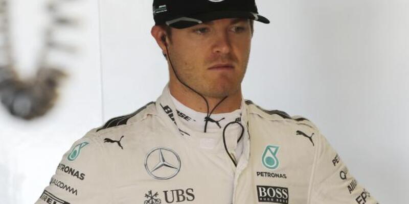 Japonya'da ilk sıra Rosberg'in