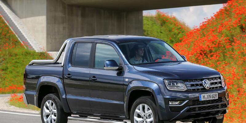 VW Amarok yenilendi
