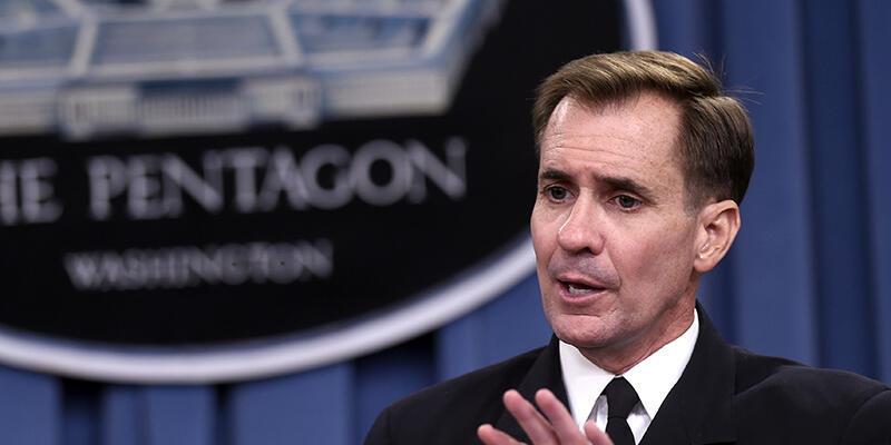ABD: 'Musul operasyonuna kimin katılacağına Irak karar verecek'