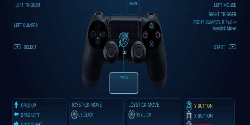 Steam'e DualShock 4 kontrolcü desteği geliyor