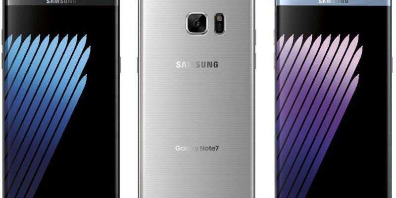 Galaxy Note 7 değişim programı güncellendi