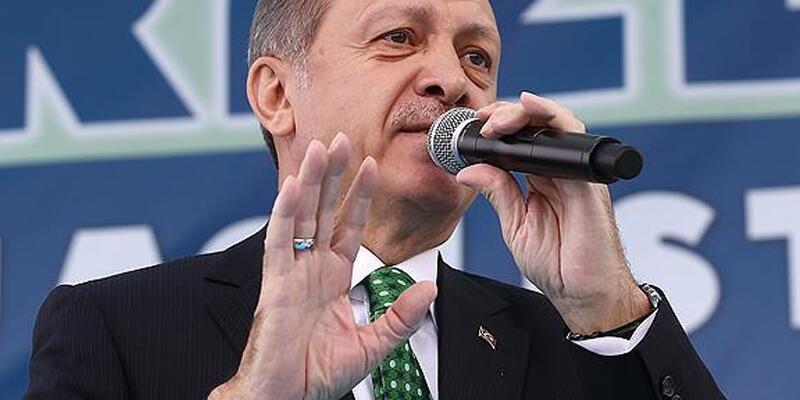 Erdoğan'dan Kılıçdaroğlu'na: Olsan ne yazar olmasan ne yazar?