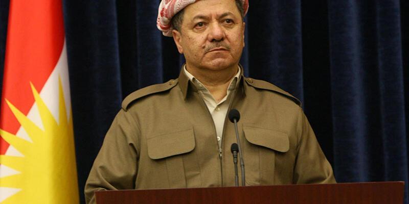Barzani: Bağımsızlık Kürtlerin en doğal hakkı