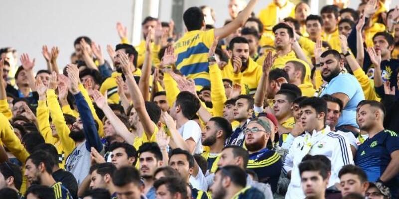 Fenerbahçe - Aytemiz Alanyaspor: 1 - 1