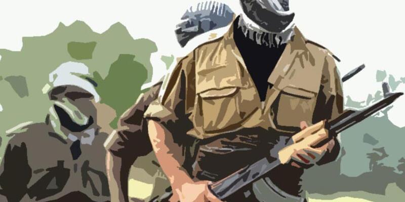 Muş'ta çatışma: 1 terörist öldürüldü