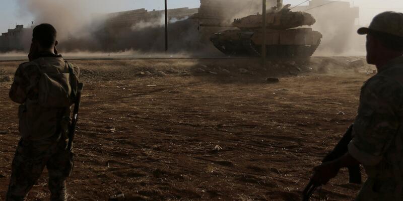 Suriye'den ABD liderliğindeki koalisyona suçlama
