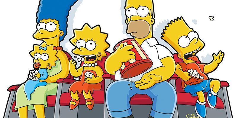 Simpsonlar 600. bölümle tarihe geçti