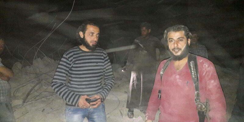 Halep'te Türk derneğinin deposu bombalandı: 7 ölü
