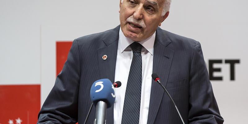 Mustafa Kamalak: 'Başkanlığa hayır demeyiz'