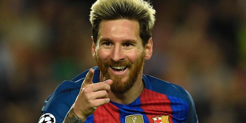 ŞL'de haftanın futbolcusu Messi