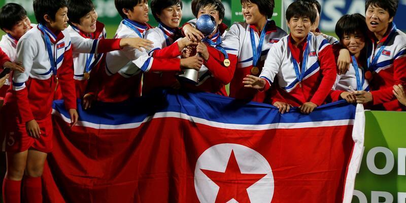 Şampiyon Kuzey Kore