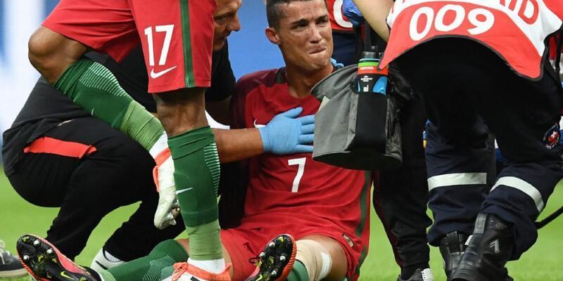 'Ronaldo sakatlanmasaydı Portekiz şampiyon olamazdı'