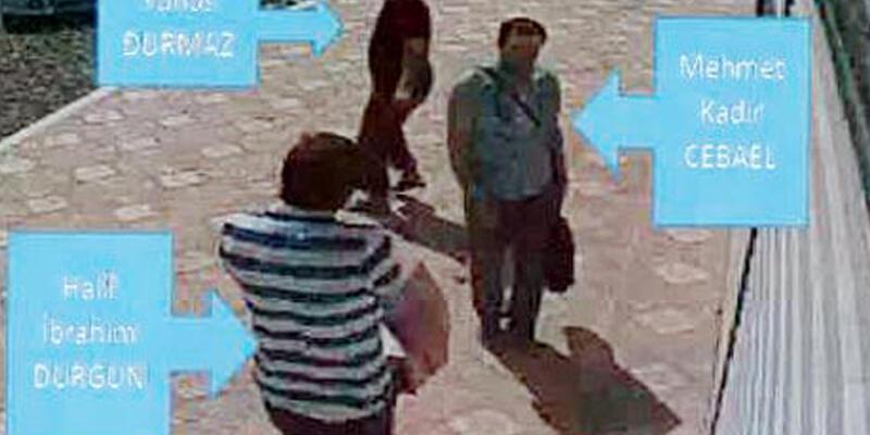 Hücre evinde kendini patlatan DEAŞ'lı 3 bombacı aynı karede