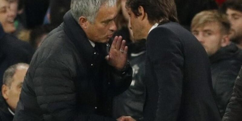 Mourinho: Conte beni aşağılamaya çalıştı
