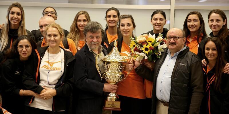Dünya şampiyonu Türkiye'de