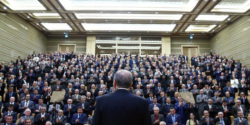 Erdoğan: Gerekirse masaya yumruğumuzu vuracağız