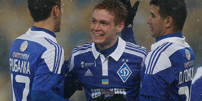 Dinamo Kiev Zorya'yı kupadan eledi