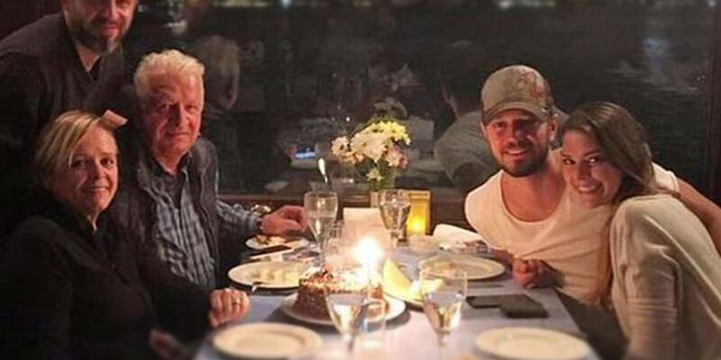 Murat Boz'dan babasına doğum günü sürprizi