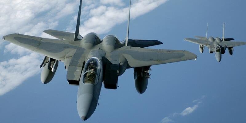 Suudi koalisyon uçakları Yemen'de hapishaneyi vurdu: 33 ölü