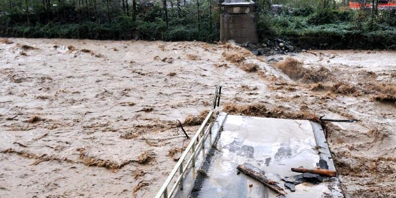 Doğu Karadeniz için kuvvetli yağış uyarısı