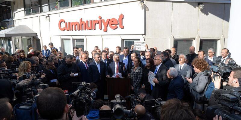Cumhuriyet gazetesi avukatı: Savcı Murat İnam FETÖ davasında sanıktır