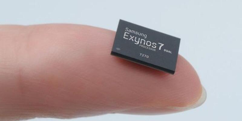 Samsung, 14 nanometre işlemcinin seri üretimine başlıyor