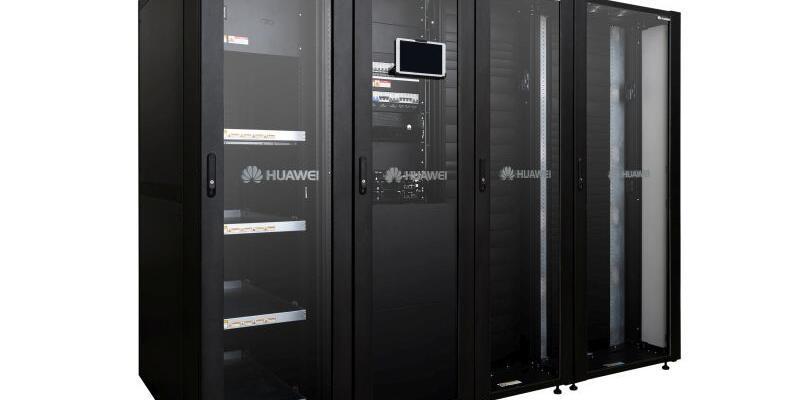 Dünyanın en küçük veri merkezi: FusionModule800