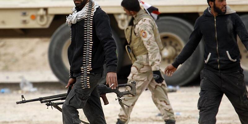 'Haşdi Şabi Telafer'e operasyon başlattı' iddiası