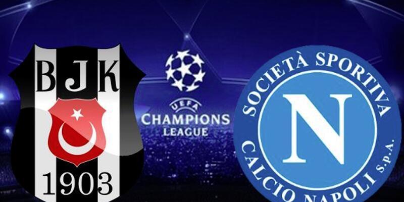 Beşiktaş-Napoli maçında siyah beyazlıların 11'i belli oldu