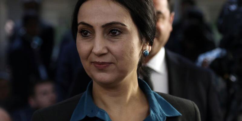 Figen Yüksekdağ'ın 10 aylık hapis cezası onandı