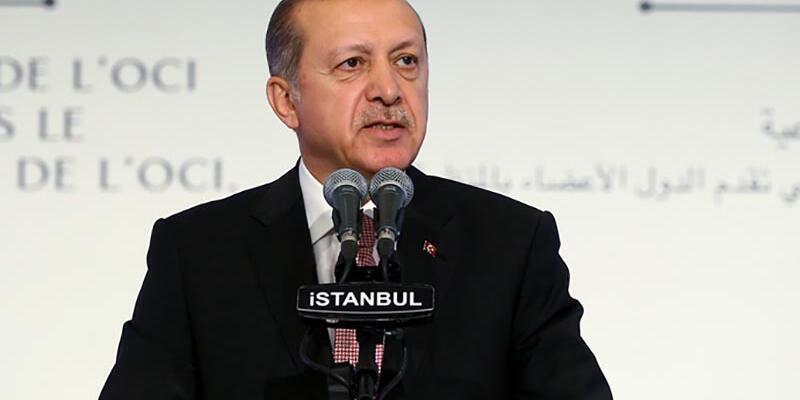 Cumhurbaşkanı Erdoğan, Almanya'yı terörü desteklemekle suçladı