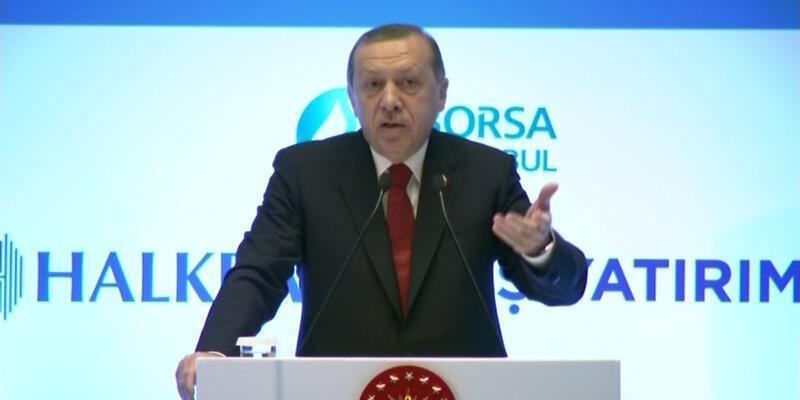 Cumhurbaşkanı Erdoğan: Yastık altında para saklamak gaflettir