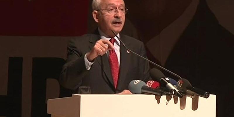 """Kemal Kılıçdaroğlu'ndan örtülü HDP açıklaması: """"Seçimle gelenlerin gidiş yolu ancak seçimle olmalıdır"""""""