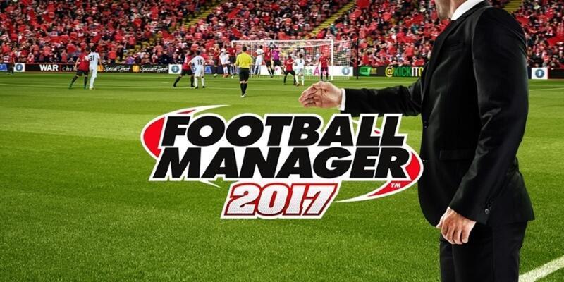 Football Manager 2017'ye yeni güncelleme geldi