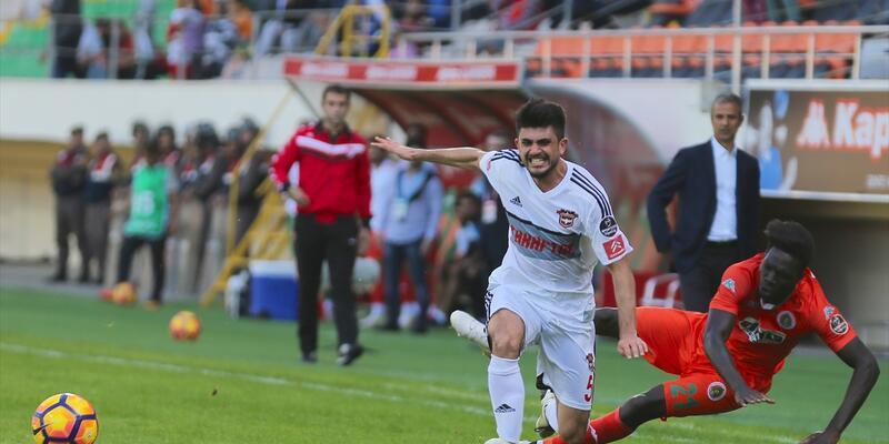 Gol yağdı... Aytemiz Alanyaspor - Gaziantepspor: 4-3