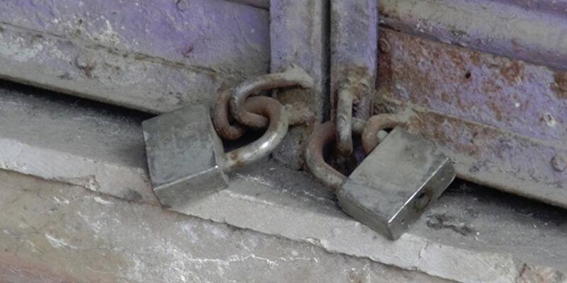 Mardin'de toplu iş yeri kapatmak yasaklandı