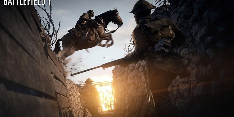 Battlefield 1'e dev güncelleme