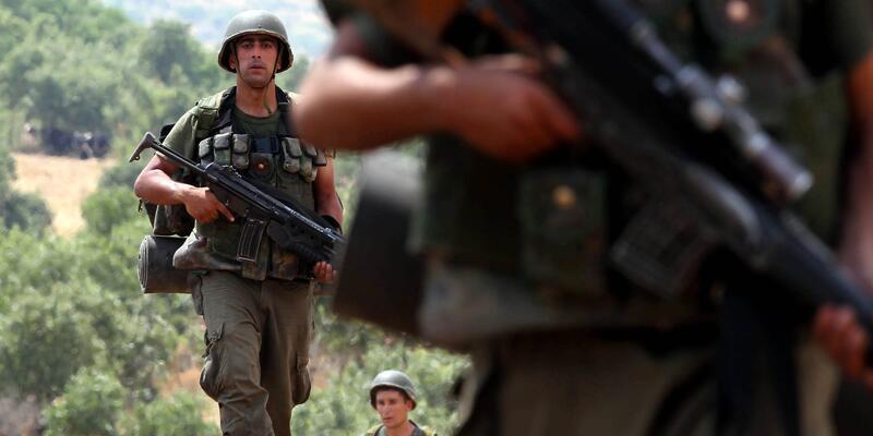 Şırnak'ta operasyon: 8 terörist öldürüldü