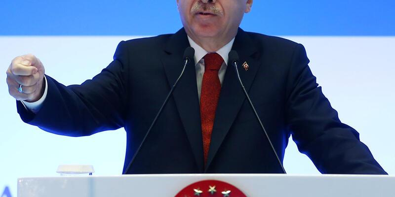 Cumhurbaşkanı Erdoğan'dan CHP'ye sert yanıt